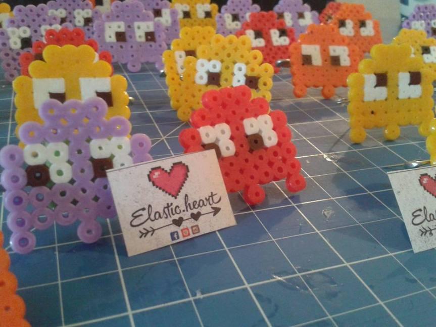 Elastic.heart pixel art&stuff