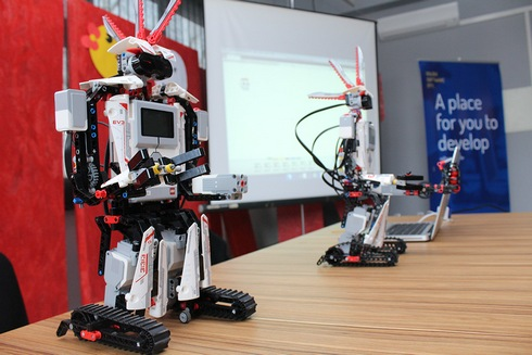 Lego Mindstorms Workshop